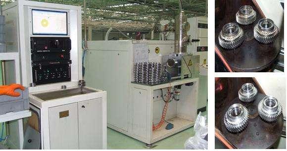 SEBW60-6P精密型电子束焊机